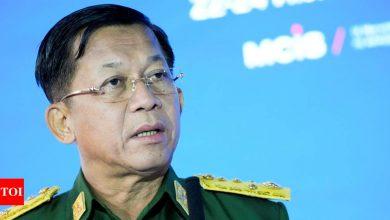 Photo of ミャンマー軍事フンタの首長は2年後に新しい選挙を言う